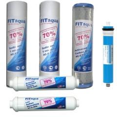 Pachet 5 filtre apa + Membrana osmotica