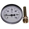 Termometru BiTh 63 K metalic
