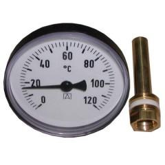 Termometru BiTh 63 ST 120 C 45 mm
