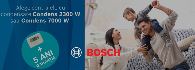 Promo centrale Bosch