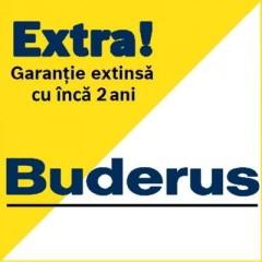 Certificat Garantie extinsa 2 ani centrale Buderus