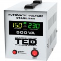 Stabilizator tensiune TED 500VA