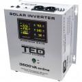 Invertor solar Ted 3600VA 48V