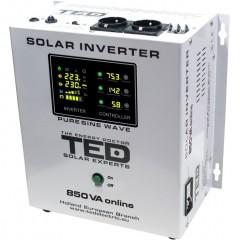 Invertor solar Ted 850VA 12V