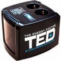 Stabilizator tensiune TED 500VA Professional black