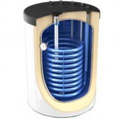 Boiler cu serpentina EV15S 160 amplasat sub centrala