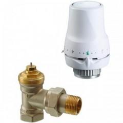 Set cap termostatic RTN51 +ventil VEN115