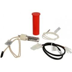 Electrod aprindere incandescent
