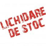 Lichidari stoc / Resigilate
