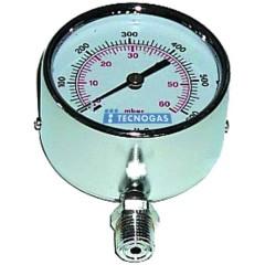 Manometru gaz 63 mm 0-60 mbar