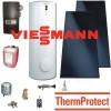 2 Panouri solare Vitosol 200-FM Boiler 300