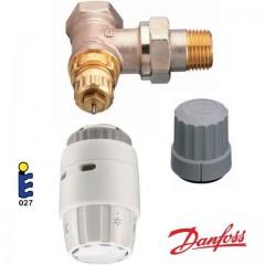 Set termostatic RAS-C2, RA-FN