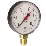 Termometre, Manometre