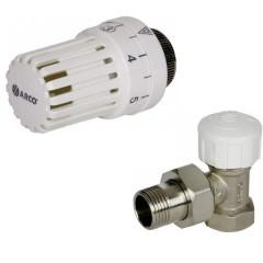 Set cap Teide + robinet termostatic