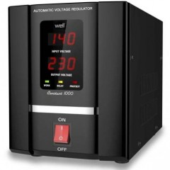 Stabilizator tensiune AVR-SERV Constant 1000 VA