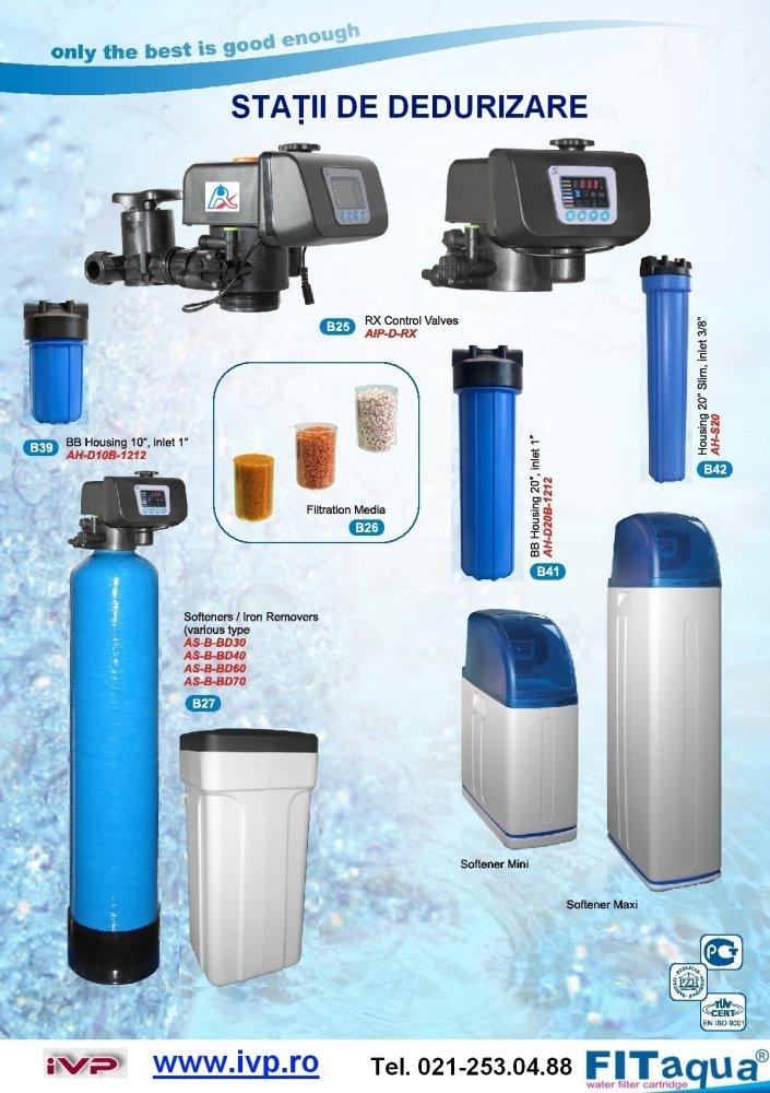 Montaj statie dedurizare apa