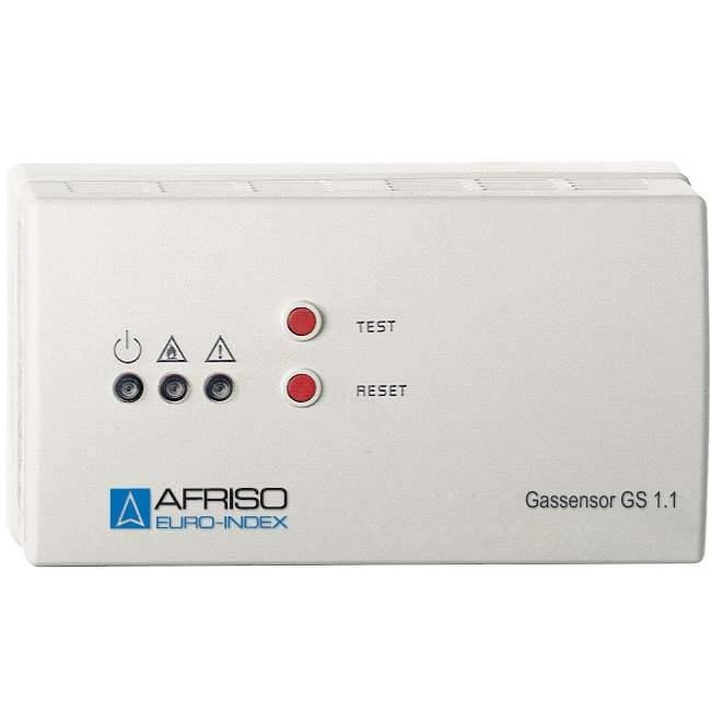 Detector gaze GS 1.1
