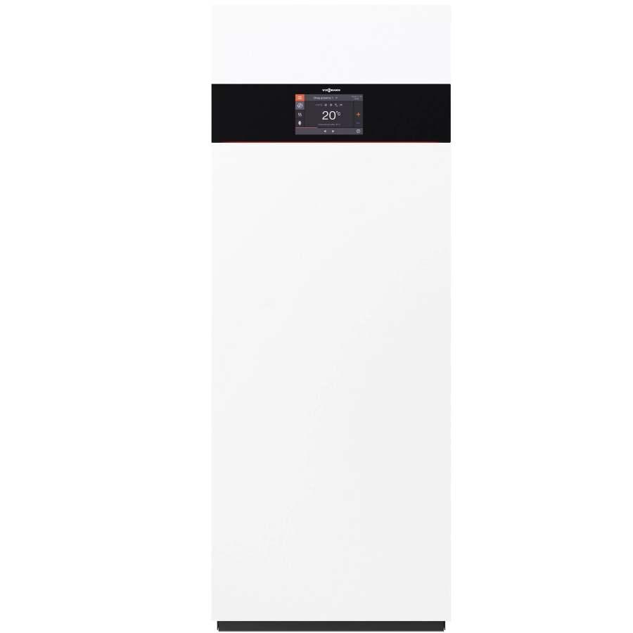 Centrala Vitodens 222-F 32 Boiler 130 Display 7