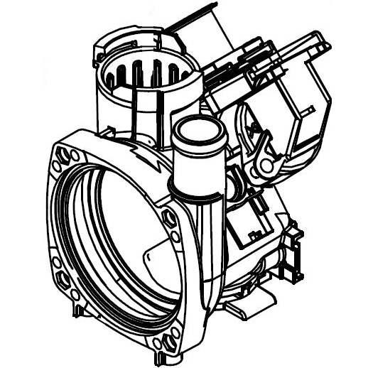 Bloc hidraulic 24 kW 050