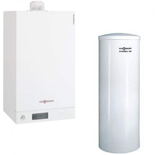 Centrala Vitodens 100-W 35 Boiler 200 B1HC404
