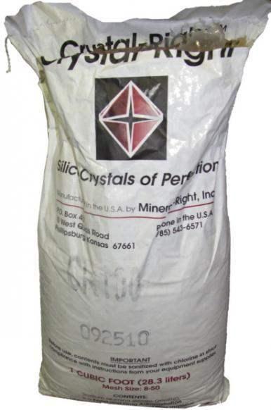 Zeolith Crystal CR-100