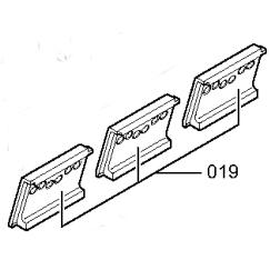 Element aer primar LAC (3 buc.)