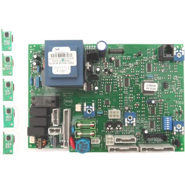 Placa electronica Microgenus 65101732