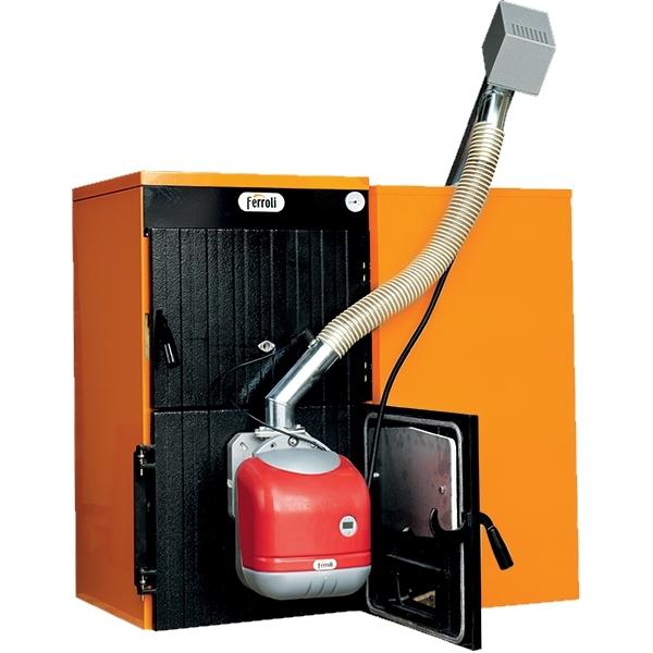 Cazan peleti SFL 4 30 kW