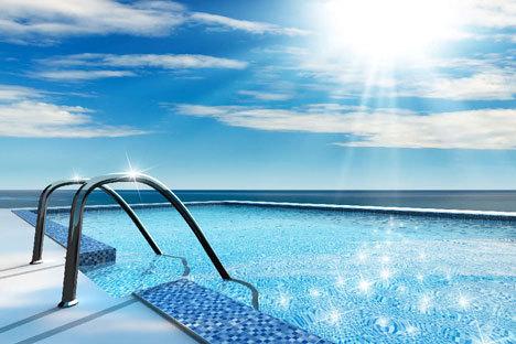 panouri solare piscina