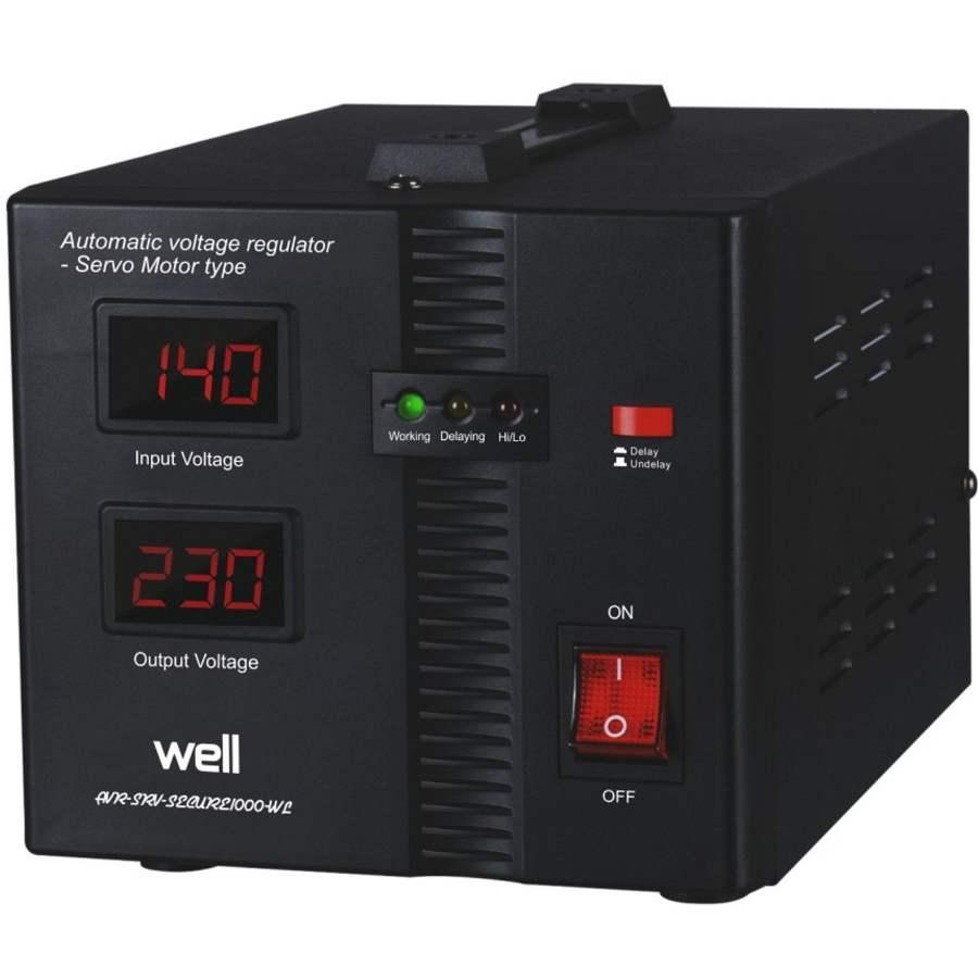 Stabilizator tensiune Secure 1000 VA