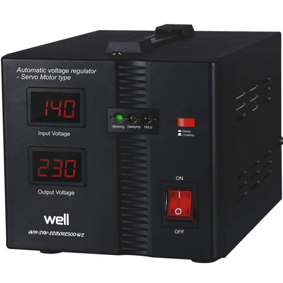 Stabilizator tensiune Secure 500 VA